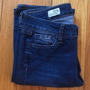 Gap 1969 Skinny Boot 27/4p Medium Wash